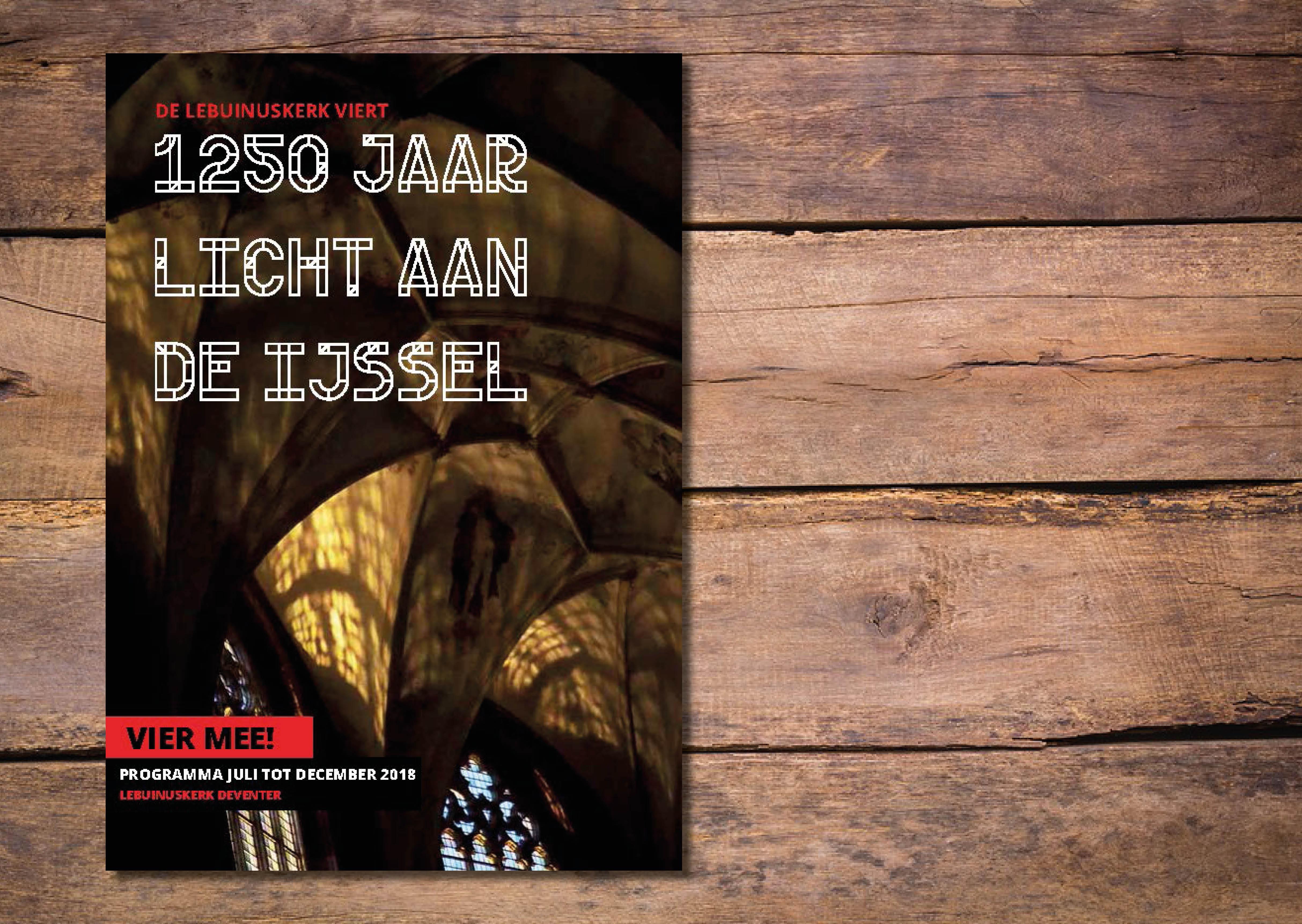 1250 jaar licht aan de IJssel